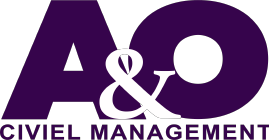 A&O Civiel Management | Logo